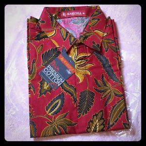 Men's button down shirt 😎 NWT